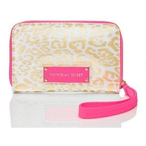 Victoria's Secret iPhone Wallet/Wristlet/Clutch